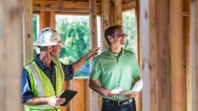 How We Project Manage a House Build